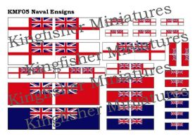 Naval Ensigns